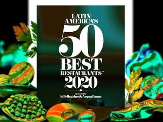 50 Best anuncia os melhores restaurantes da América Latina