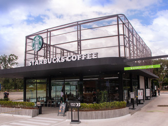 Starbucks inaugura sua primeira loja Drive-Thru no Brasil