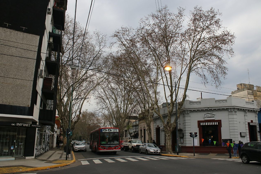 Pelas ruas de Palermo, Buenos Aires