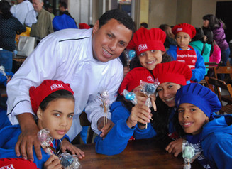 Projeto Buscapé realiza arraial virtual com Chefs de todo o Brasil