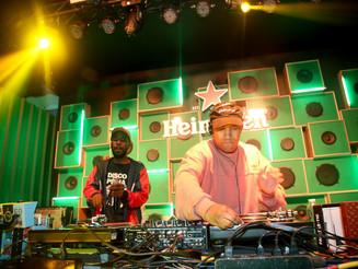 Heineken Block ocupa vila no centro de São Paulo com muita música e arte urbana
