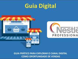 Nestlé Professional cria guia com dicas de oportunidades de vendas no digital para pequenos empreend