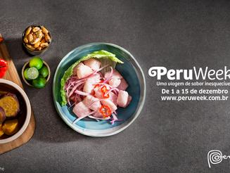 Peru Week 2020: 8ª edição oferece menus típicos do país e experiências gastronômicas online