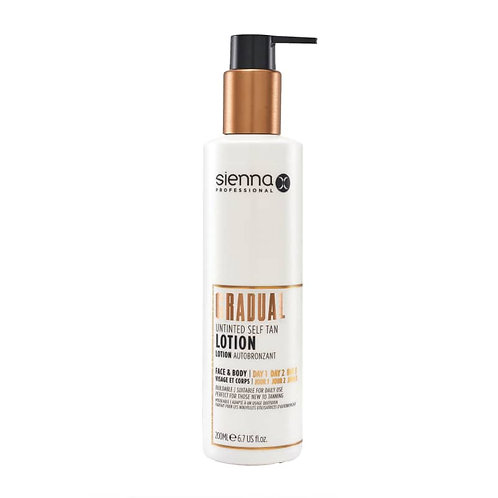 Sienna X Gradual Glowing Self Tan