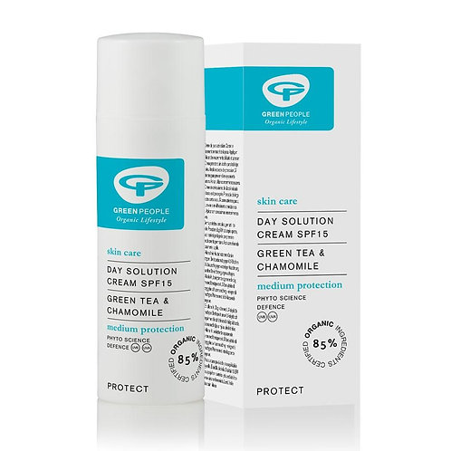 Green People Day Solution 15spf 50ml