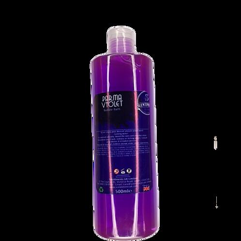 Parma Violet Bubble Bath 500ml