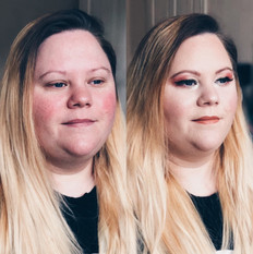 Full Coverage Makeup