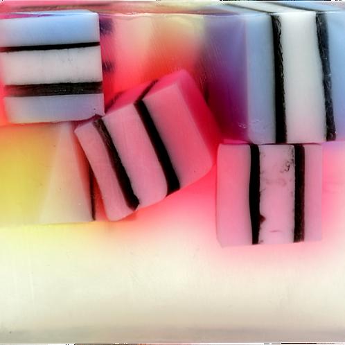 Candy Box Soap Bar