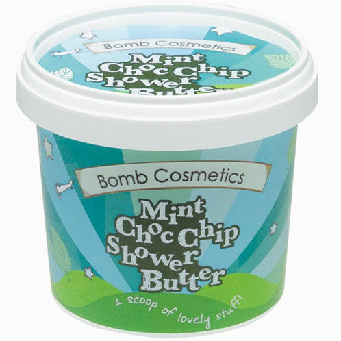 Mint Choc Chip Shower Butter