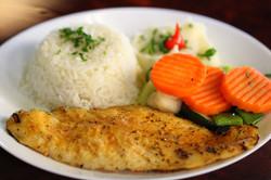 $8 Fish platter