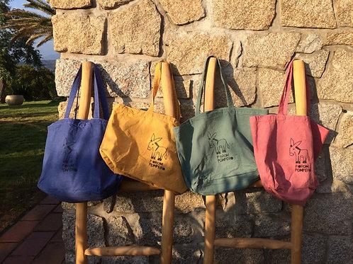 Cabas Porompompero | Idéal pour maman et bébé pour ranger les jouets, aller à la plage et faire les courses