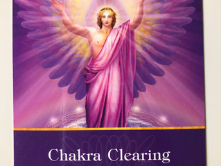 Arch Angel Oracle Card Reading