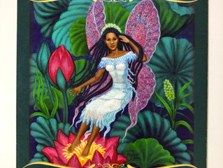 Happy First Day of Spring: Fairy Oracle Reading!