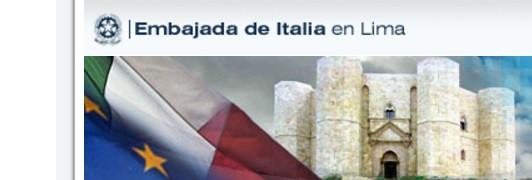 AVVISO DI ASSUNZIONE DI UN IMPIEGATO/A A CONTRATTO - AMBASCIATA D'ITALIA