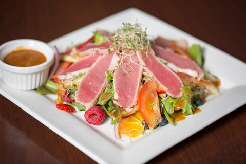 Special #Steak Salad with Thai Sweet Hou
