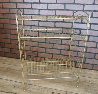 MCM Brass Wire Furniture