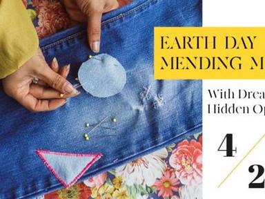 Earth Day Mending Mixer!