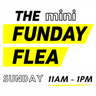 The (mini) Funday Flea Is Back!