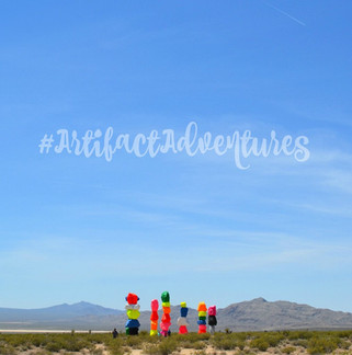Artifact Adventures: Seven Magic Mountains