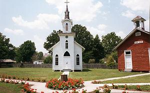 Grand Prairie church
