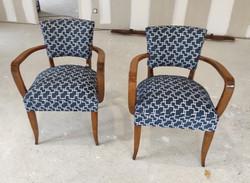 Restauration de fauteuil ancien par Tapi