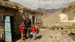 Tajikistan Part 1: Scraping the Sky in the Pamirs