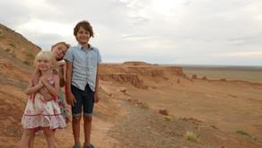 Gobi Desert - Part 1