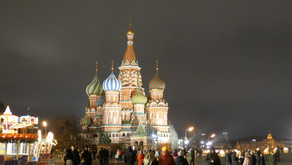 All Good to Moscow!  Then Disaster Strikes...