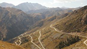 Kyrgyzstan - Naryn to Osh