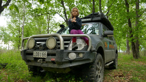Two weeks on the road in the Russian Far East