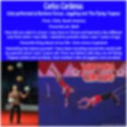 Carlos performer profile