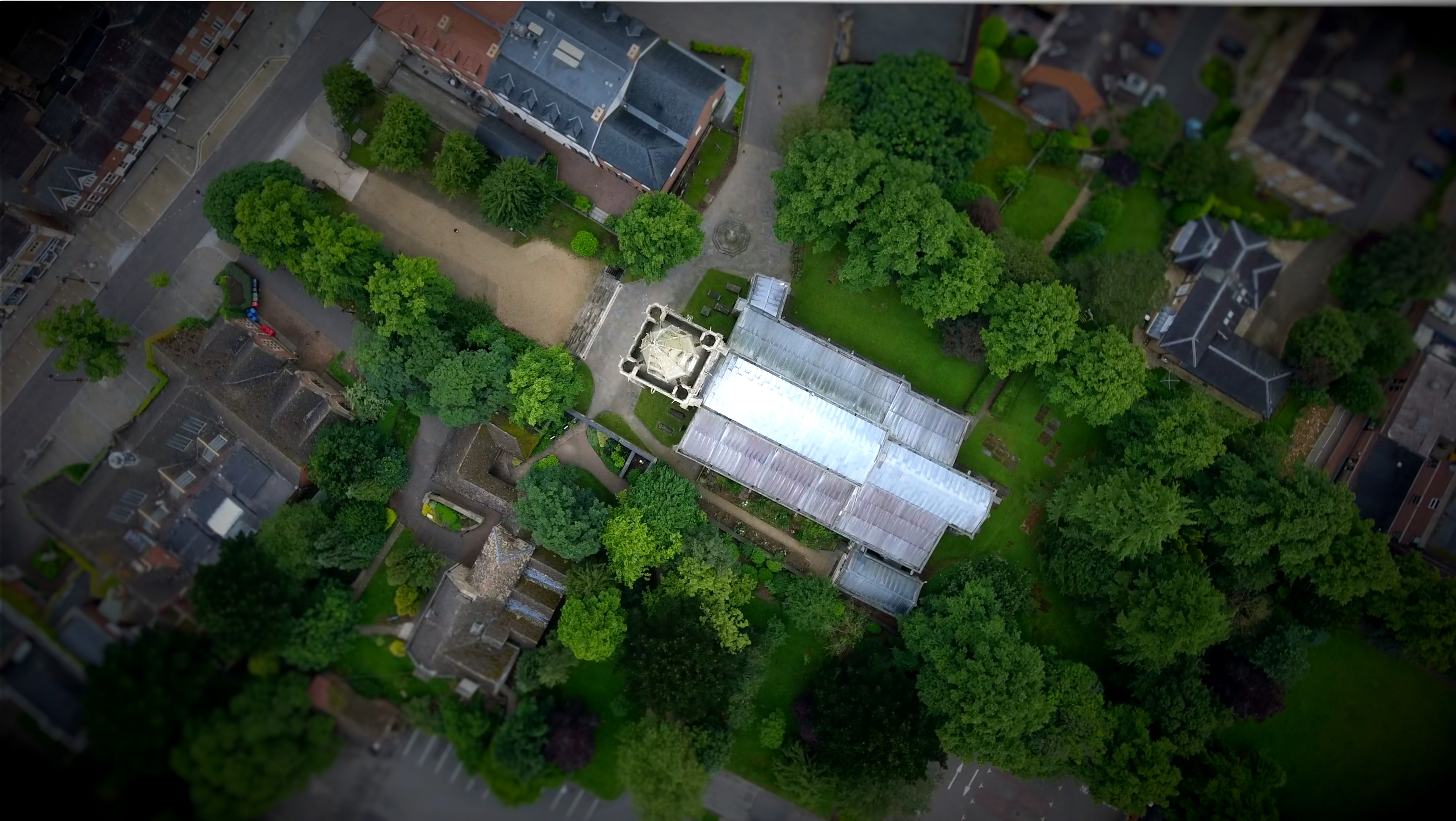 Aerial Photography Kettering