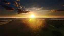 Wellingborough Golf Course Sunset