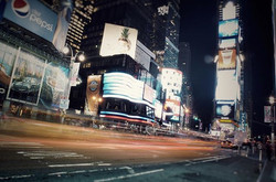 Another slow shutter shot from New York