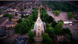 Aerial Video Northamptonshire