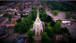 Aerial Video Northamptonshire