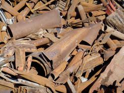 Scrap Iron Scrap Girders HSM No1