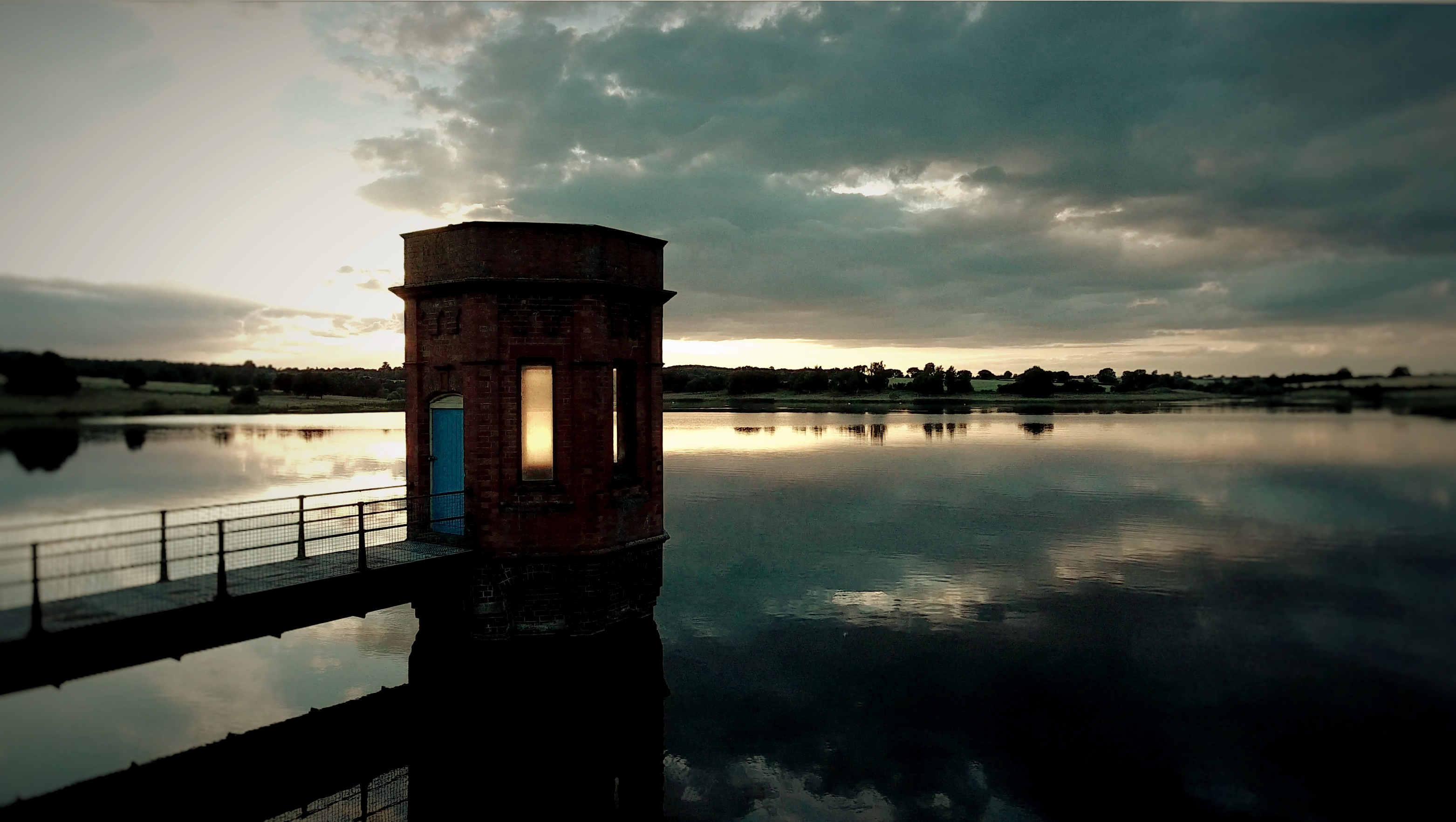 Sywell Reservoir Water Tower