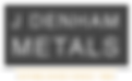 J Denham Metals Logo