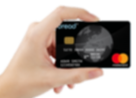 Hand Holding Payment Card