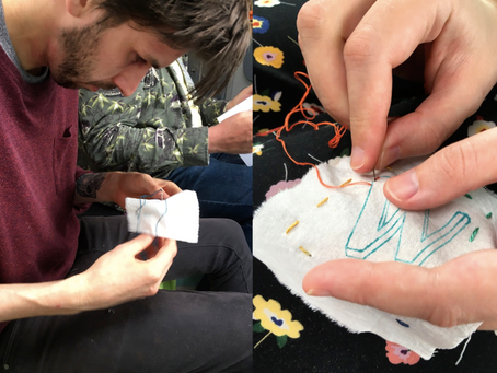 Bristol Badge-making