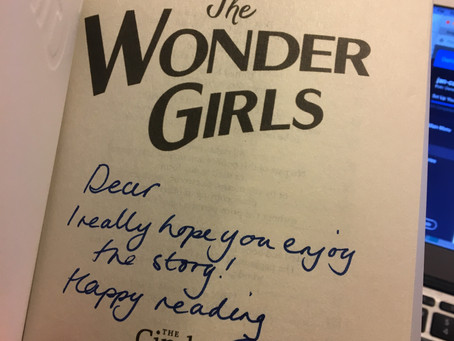Win The First Book Out of The Box – 'The Wonder Girls' Paperback Number One!