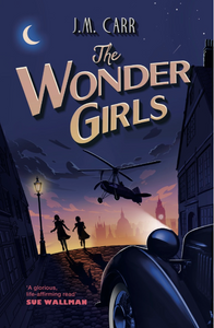 The Wonder Girls book cover