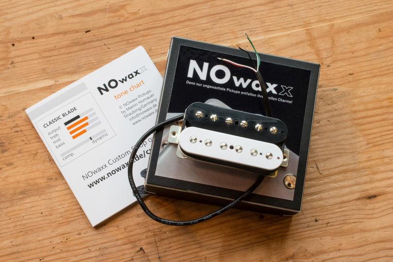 NOwaxx Pickups