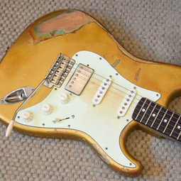 Guitars by Martin Hornauer