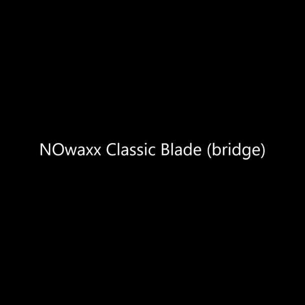 NOwaxx Classic Blade
