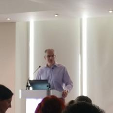 Prof Keith Hunter- Academic training