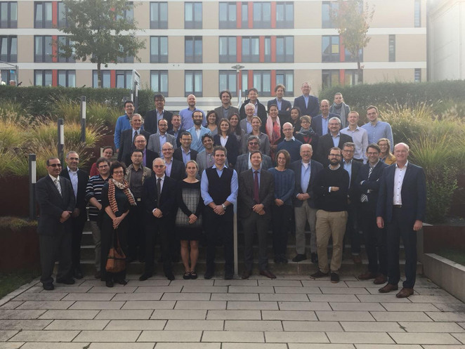 EORTC Head and Neck Group Meeting