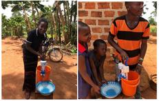 Ugandan community receives life changing help