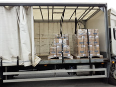 Latest News - Filters on their way to Cameroon and Haiti
